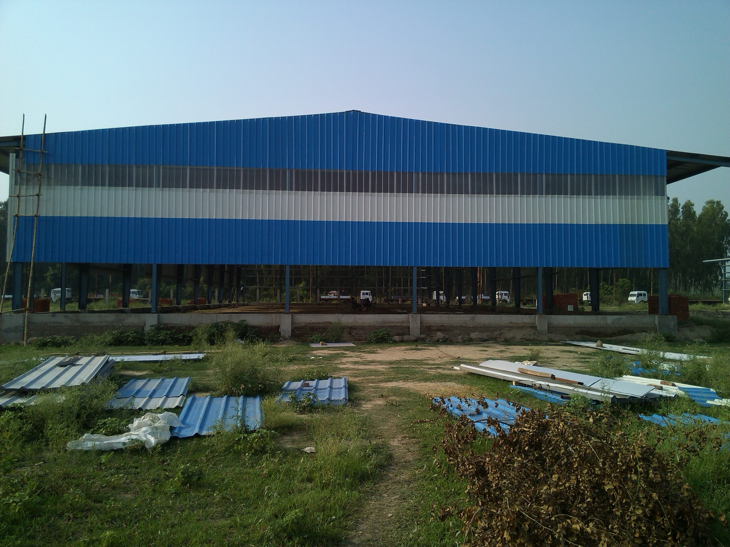 Prefabricated Structure Supplier in Ahmedabad | Akurai PEB LLP