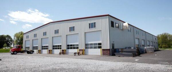 prefab steel building dealers